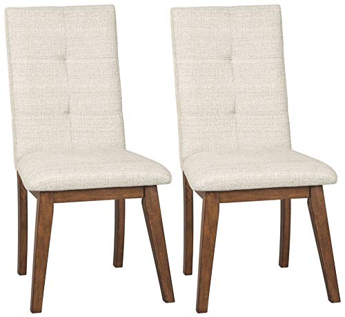 Signature Design by Ashley D372-02 Centiar dining-chairs, Stone ()