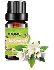 Jasmine Essential Oils,Natural Pure Aromatherapy Oils Therapeutic Grade-10ML