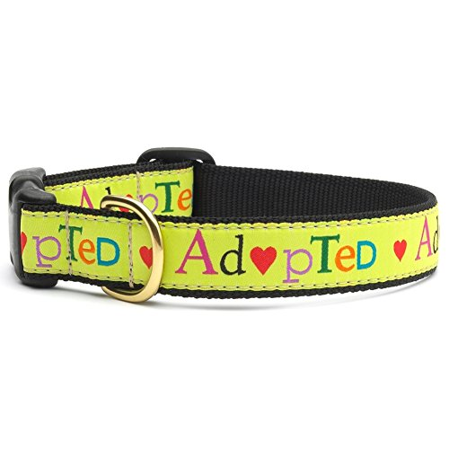 Up Country Adopted Dog Collar - Small