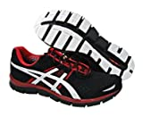 ASICS Men's Gel-Blur33 Running Shoe,Black/Lightning/Flame,13 M US