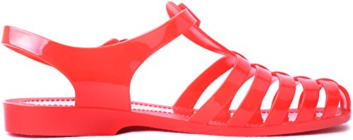 Footwear Tongs Absolute Pour Femme Red Zpqaq6v
