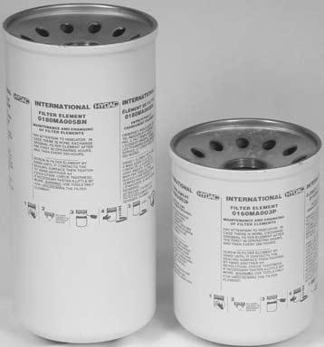 Hydac 02058058-0080 MA 010 P Hydraulic Filter Element - Pressure, Return Line, Spin On, Paper, 10 micron, 15 gpm Maximum Flow Rate by Hydac