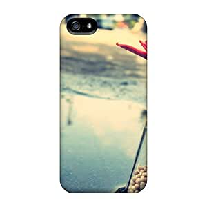 JAx4091SPEL Case Cover Protector For Iphone 5/5s Love In A Bottle Case