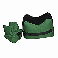 Lumsing Front & Rear shooting Bench Rest Combo Bag Targets stand Hunting Outdoor - Unfilled Review