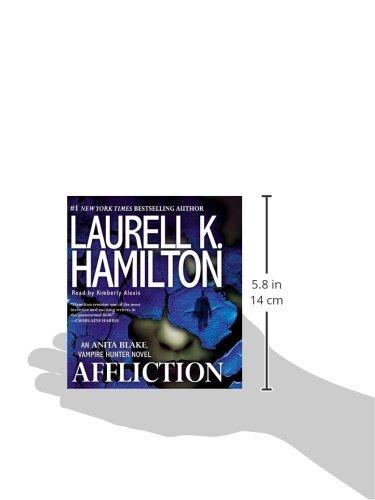 Affliction (Anita Blake, Vampire Hunter) by Penguin Audio