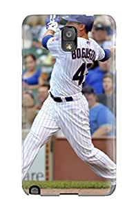monica i. richardson's Shop New Style chicago cubs MLB Sports & Colleges best Note 3 cases
