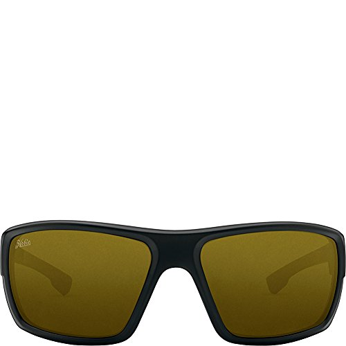 Hobie Eyewear Mojo Sunglasses (Satin Black Frame/Sightmaster Polarized Pc Lens)