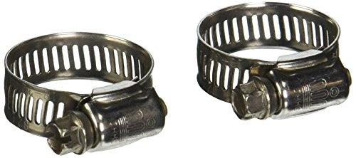 el Non-Kink Hosing Hose Clamp, 11/16 to 1-1/4-Inch, 2-Pack ()