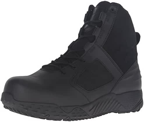 Under Armour Men's Zip 2.0 Protect Tactical Boots