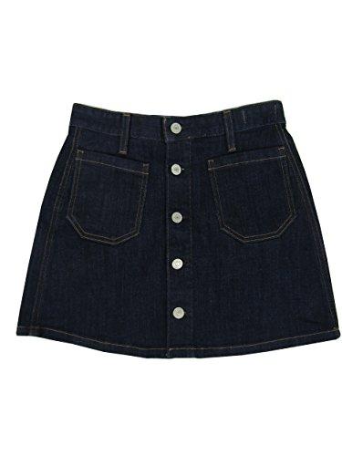 Polo Ralph Lauren Denim & Supply Ralph Lauren Womens Button-Front Denim Skirt (26, - Ralph Outlet Lauren Sale