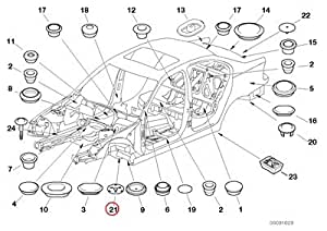1986 bmw 635csi fuse diagram