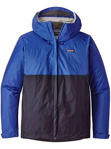 Patagonia Torrentshell Rain Jacket Viking Blue/ Navy Blue Mens XL