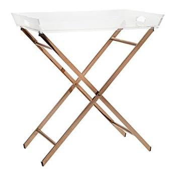 Amazon Com Acme Furniture Acme 98276 Lajos Tray Table
