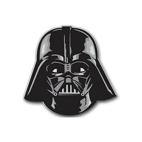 Star Wars Darth Vader Face Die-Cut Wood Wall Art (Darth Vaders Face)