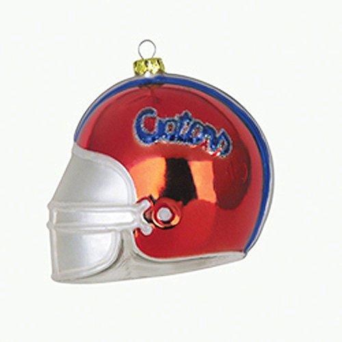 Florida Gators Team Glass Helmet Ornament ()