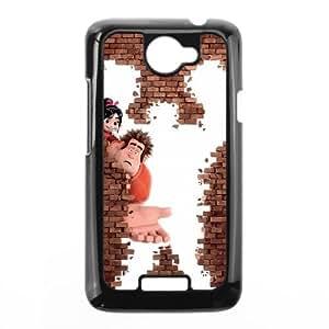 Wreck It Ralph HTC One X Cell Phone Case Black Pretty Present zhm004_5008710