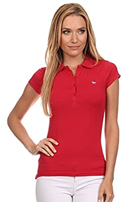 Ambiance Women's Essential Golf Polo