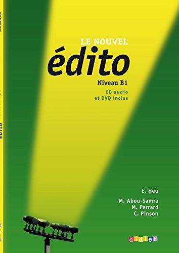 Le Nouvel Edito: Livre de L