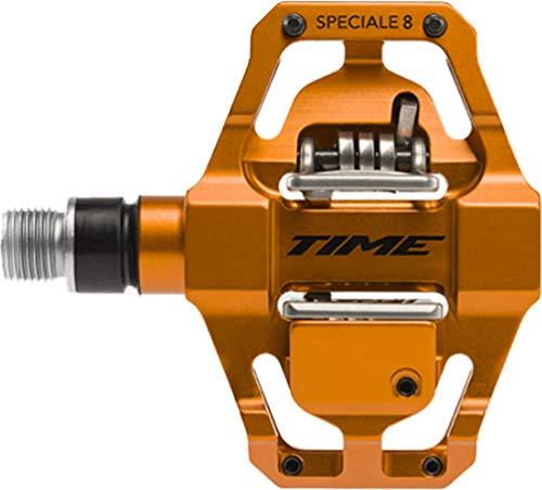 Time Speciale 8 MTB ATAC Pedals Orange