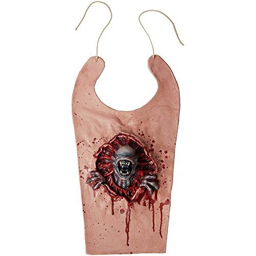California Costumes Men's Parasite Chest, Flesh/red, One Size - http://coolthings.us