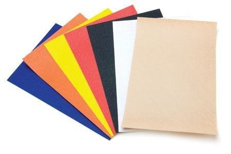 Factory Effex 04-2550 High Black Grip Tape Sheet