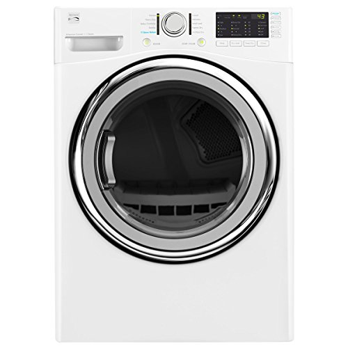 Kenmore 2681382 7.4 cu. ft. Electric Dryer with Steam in White, includes delivery and hookup...
