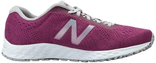 New Balance Femmes Nergize V1 Fuelcore Chaussure De Course Mulberry / Noir