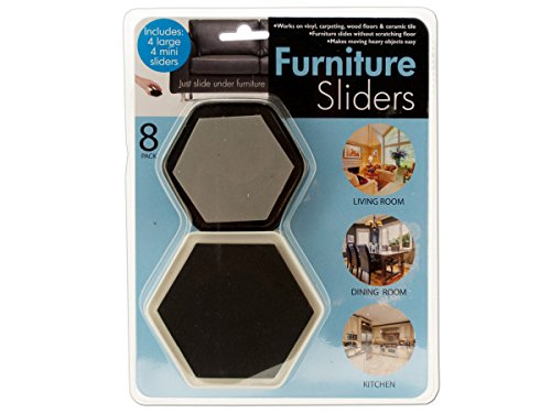 Bulk Buys OD849-32 Furniture Sliders