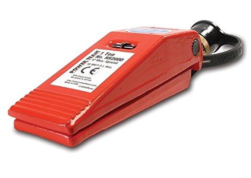 SPX Power Team HS3000 High Grade Ductile Iron Hydraulic Pry Bar Spreader, 1-1/2 Ton Capacity, 11 1/2'' Maximum Spread