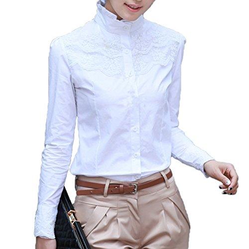 Nonbrand Femme Uni Nonbrand Chemisier Nonbrand Uni Blanc Chemisier Uni Chemisier Femme Blanc Nonbrand Blanc Chemisier Femme 1pqAYnw5