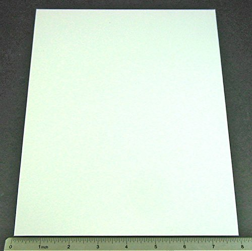 Plasticard .020 Inch Pack (12)