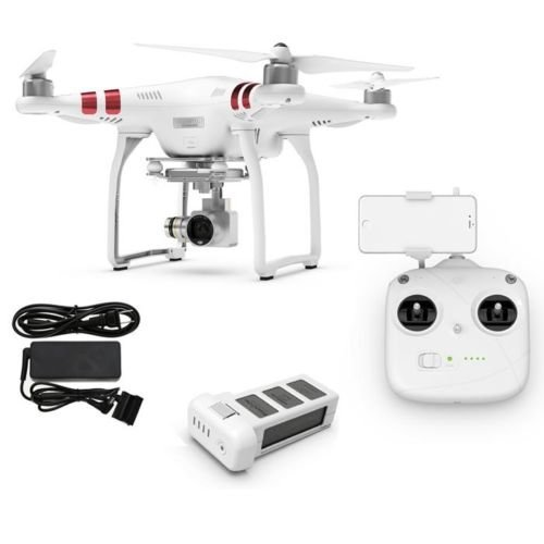 NEW DJI Phantom 3 Standard FPV Drone w/2.7K UHD Camera & 3-Axis Gimbal IN STOCK!