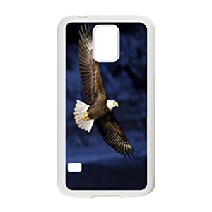 FOR Samsung Galaxy S5 -(DXJ PHONE CASE)-Flying Eagles-PATTERN 18