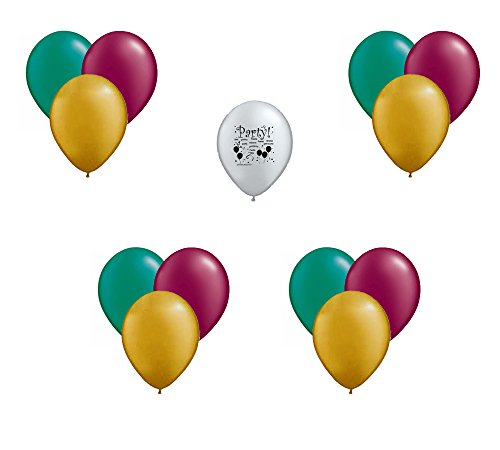 [Harry Potter Coordinating Latex Balloons Set] (Sorting Hat From Harry Potter)