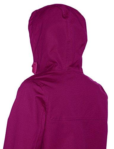 Mujer Coast Impermeable Abrigo Tom Joule Para Rosa berry qw4PXvB