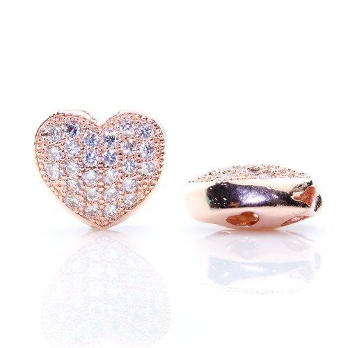 BEADNOVA Zirconia Setting Findings Jewelry product image