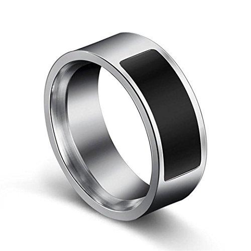 Dnf Light Bulbs (YJYdada NFC Multifunctional Waterproof Intelligent Ring Smart Wear Finger Digital Ring (A))