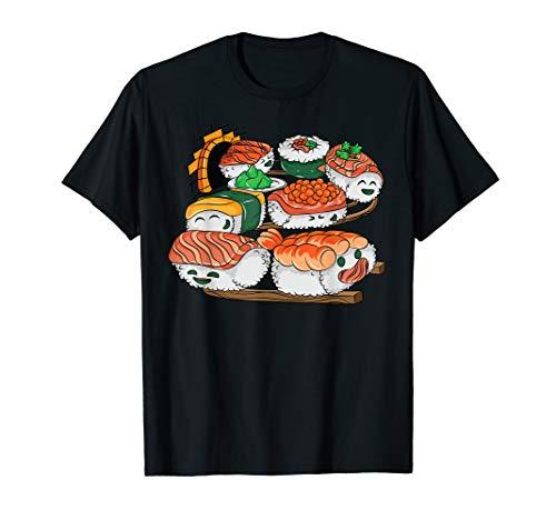 Sushi Train Shirt | Cool Fresh Sushi Foodie Lover Funny Gift