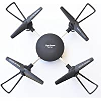 Owill 2.4G 4CH Altitude Hold Phantom Drone UFO Quadcopter /(A) Without Wifi (B) With 0.3MP Camera Wifi FPV (Black A)