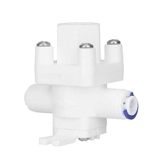 1//4Quick Fitting Riduttore di pressione della valvola di montaggio per depuratore dacqua ad osmosi inversa Valvola di riduzione della pressione macchina per bevande dirette