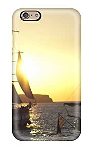 Oscar M. Gilbert's Shop Hot 2916523K10300515 Excellent Iphone 6 Case Tpu Cover Back Skin Protector Sunset