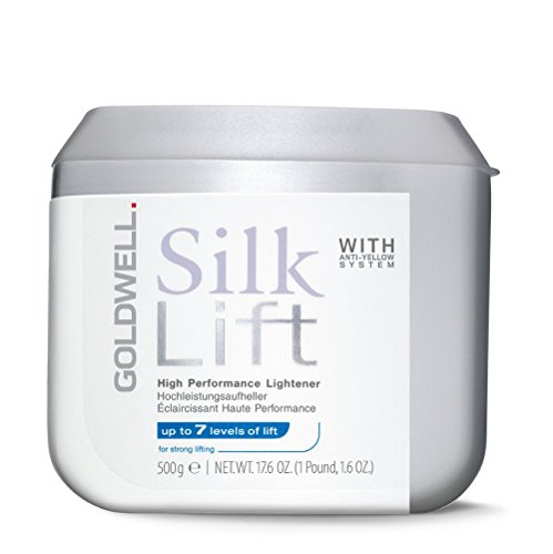 - Goldwell Silk Lift High Performance Lightener - for strong lifting - 17.6 oz