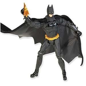 Batman Begins Movie Action Figure Exclusive Collector Edition Batman