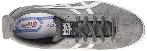 Asics Unisex-Erwachsene Mexico Delegation Sneakers Grau (Grey/White)