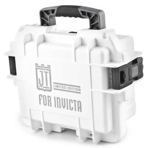 Invicta Limited Edition Jason Taylor 3 Slot Collector