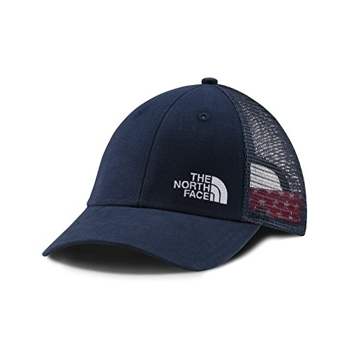 The North Face USA Trucker Hat Cosmic Blue/TNF White