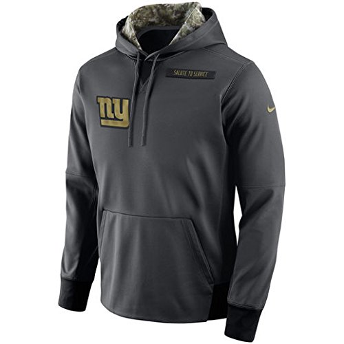 New York Giants 2016 Nike Salute to Service On-Field Hoodie 3XL NWT