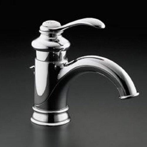 Kohler K-12182-D-CP Fairfax Sc Lav Faucet W/Plastic Drain