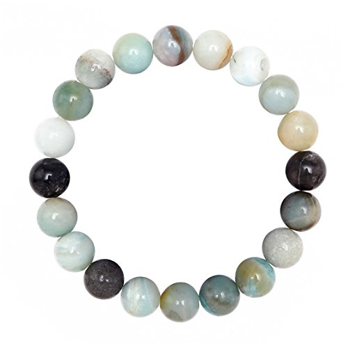 Power Bead Bracelet - BRCbeads Gemstone Bracelets Amazonite Natural