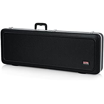 4f9df8fcbe0 Gator Cases GC-ELECTRIC-A Deluxe ABS Molded Case for Stratocaster and  Telecaster Style